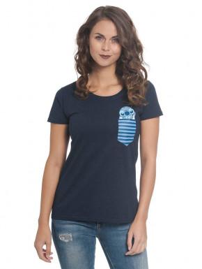Camiseta Chica Disney Lilo & Stitch
