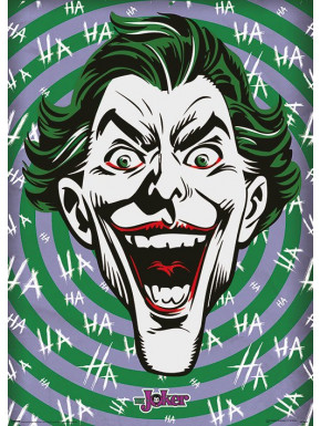 Póster Joker HaHaHa