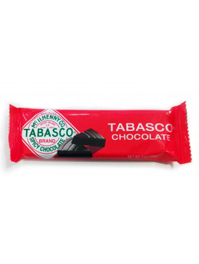 Barrita de Chocolate Negro Picante Tabasco