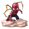 Figura Iron Spider Marvel Mini Egg Attack 8 cm
