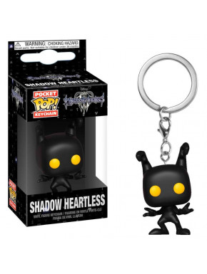 Llavero mini Funko Pop! Sin Corazón Kingdom Hearts