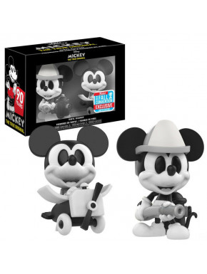 Set Figuras Mickey 90 Aniversario Funko NYCC Exclusive Disney
