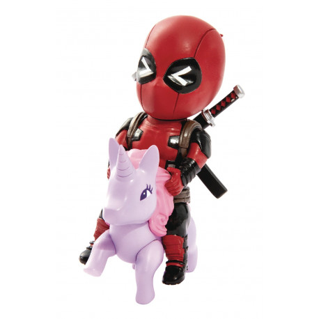 Figura Deadpool Unicornio BK