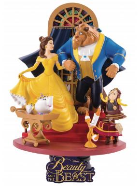 Figura Disney La Bella y la Bestia BK