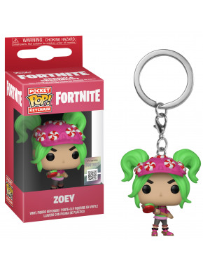 Llavero mini Funko Pop! Zoey Fortnite