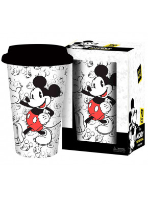 Taza de Viaje Mickey Mouse Disney