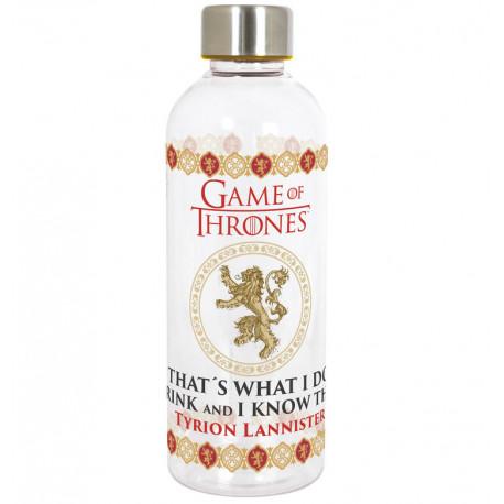 Botella Cantimplora Tyrion Lannister Juego de Tronos