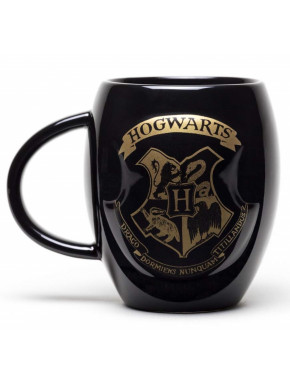 Taza Ovalada Hogwarts Harry Potter