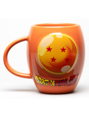 Taza Ovalada Dragon Ball