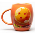 Taza Ovalada Dragon Ball Z Bola no. 4