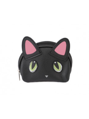 Cartera Monedero OH MY POP Shy Cat