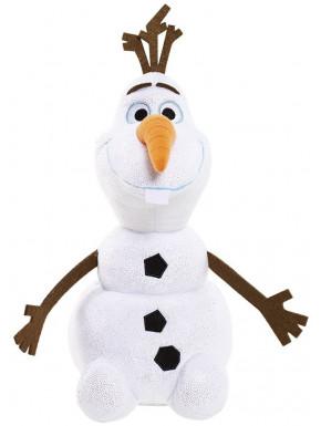 Peluche con Movimiento Olaf Disney 30 cm
