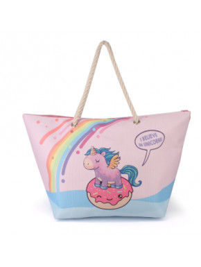 Bolso Playa OH MY POP Unicornios
