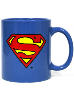 Taza Superman Deluxe Logo 400 ml