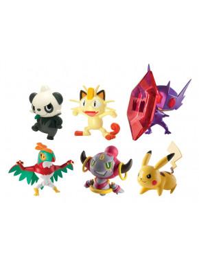 Minifigura Sorpresa Pokemon 6 cm