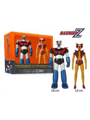 Set Figuras Mazinger Z y Afrodita A