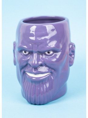 Taza 3D Thanos Marvel Infinity War