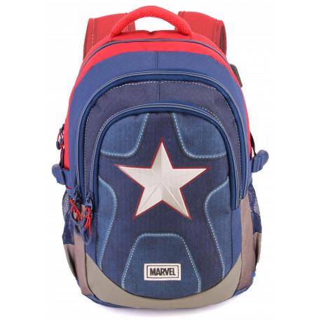 mejores zapatillas de deporte dba7e 461c4 Mochila Capitán América Marvel Avengers por 37,90 € - lafrikileria.com
