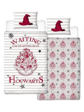 Funda Nórdica Letter Hogwarts Harry Potter
