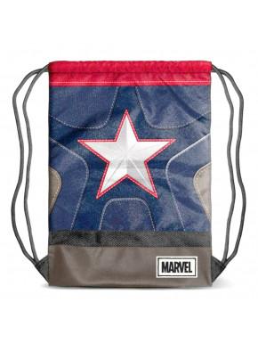 Saco Mochila Capitán América Avengers