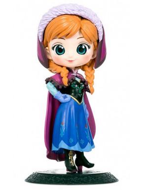 Figura Anna Disney Banpresto Q Posket 14 cm
