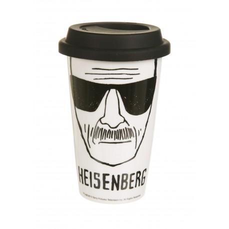 Taza de Viaje Breaking Bad Heisenberg
