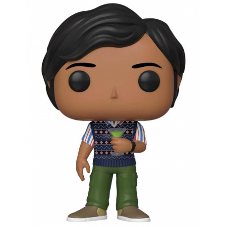 Funko Pop! Raj Big Bang Theory