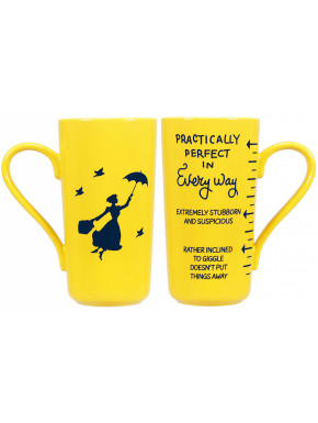 Taza Mary Poppins Practically Perfect Disney