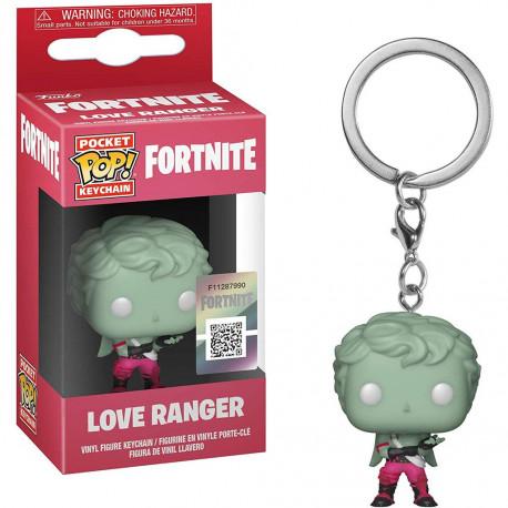 Llavero mini Funko Pop! Love Ranger Fortnite