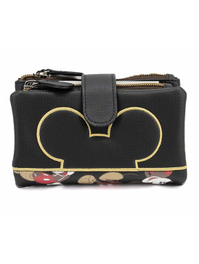 Cartera Monedero Mickey Mouse Disney Silueta