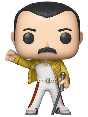 Funko Pop! Freddie Mercury Wembley 1986 Queen
