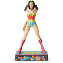 Figura da Mulher Maravilha Jim Shore 22 cm