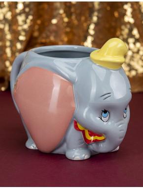 Taza 3D Dumbo Disney