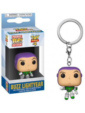 Llavero mini Funko Pop! Buzz Lightyear