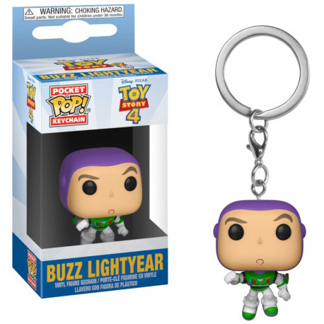 Llavero mini Funko Pop! Buzz Lightyear