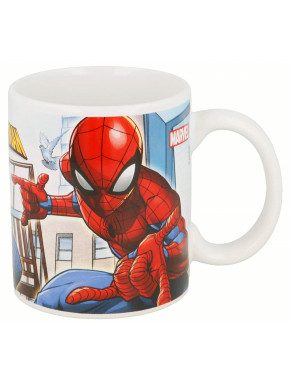 Taza Spiderman Marvel Comics
