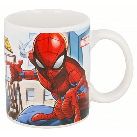 Taza Spiderman Marvel Comics