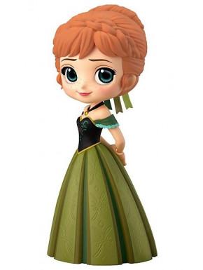 Figura Ana Disney Banpresto Q Posket 14 cm