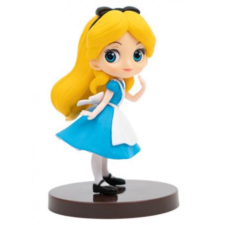 Figura Alicia Banpresto Q Posket Disney 14 cm