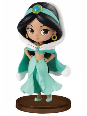 Figura Jasmin Banpresto Q Posket Disney Petit Girl 7 cm