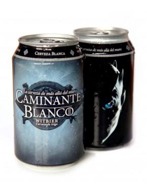 Cerveza Caminante Blanco 33 cl