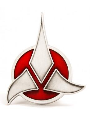 Replica 1:1 Klingon Emblem Star Trek