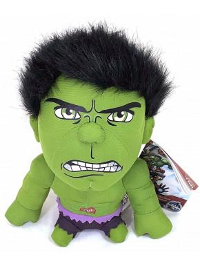 Peluche Parlante Hulk 23 cm