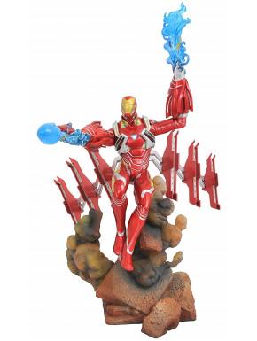 Figura Iron Man Marvel Diamont 23 cm