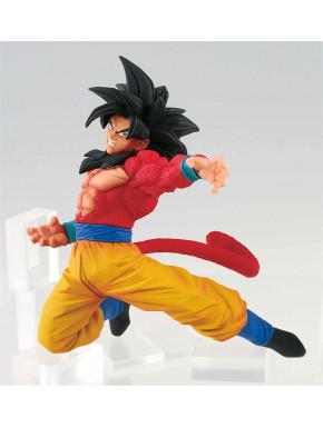 Figura Super Saiyan 4 Son Goku Dragon Ball 15 cm