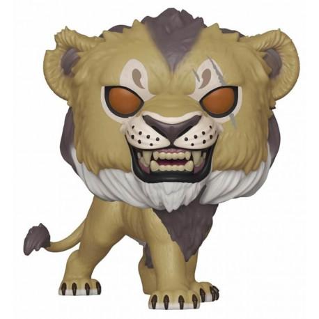 Funko Pop! Scar El Rey León
