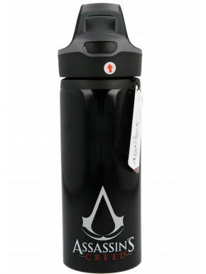Botella Aluminio Assassin´s Creed