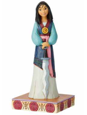 Figura Mulán Disney Jim Shore 18 cm