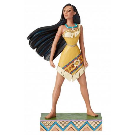 Figura Pocahontas Disney Jim Shore 18 cm