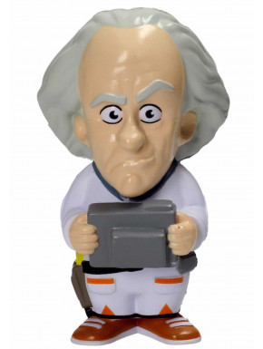Figura Antiestrés Doc Brown Regreso al Futuro